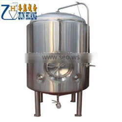 600L stainless steel storage tank bbt bright beer tank