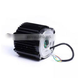 48v 3000w 10000 rpm 12 v 48v 50a dual channel controller rc car electric brushless dc motor