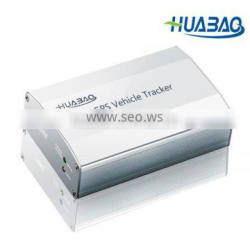 hidden gps tracker for cars support oil cut-off and g-fense