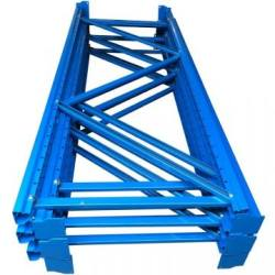 cold rolled steel warehouse rack