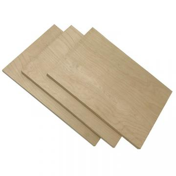 Standard Sheets 4x8' (122 x 244 cm) Commercial Plywood