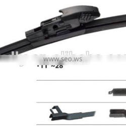 2015 Best Quality Multi-fit car silicone wiper blade with Best Prices