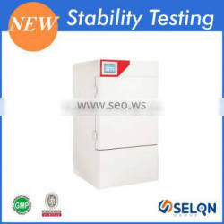 SELON SE-SDP150 DRUG STABILITY TEST CASE, LARGE PROCESS CONTROL, ONLINE DATA ACQUISITION