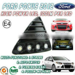 2013 NSSC two years warranty Ford Focus 2012 car running lights