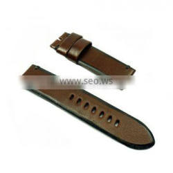 Stylish Italian Vintage Leather 100% Hand Made Watch Straps