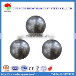 Size 80mm Forged Steel Grinding Ball for mining with low price and high hardness for sale
