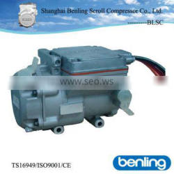 24v electric car compressors for truck car HVAC system