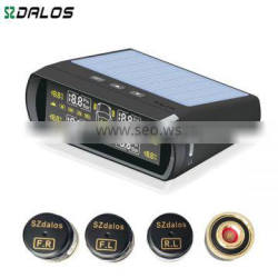 TP400 solar power car diagnostic tool external auto bluetooth tyre pressure monitoring safe tyre tpms