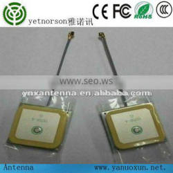 yetnorson made 1575.42mhz 28dbi internal gps antenna for gps module