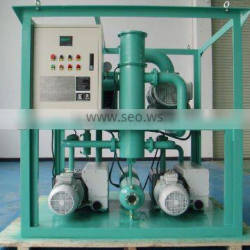 Mobile vacuum pump for power station