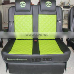 2 seater with recliner electric luxury sofa customized auto seat high quality