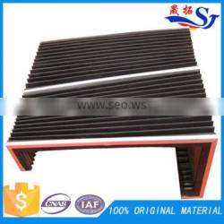 Facotry Wholesale Rubber Expansion Accordion Cover Waterproof Machine Shield