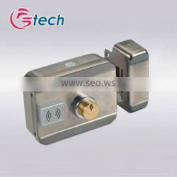electric locking door lock with excellent quality Standalone Steel Drawback Lock
