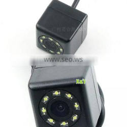 Newest universal type c car reverse camera with 8LED nightvision XY-1662