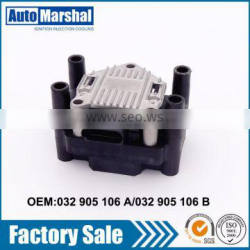 Original Factory Quality automotive ignition coil 0221603009 030905106 fit for VW SKODA