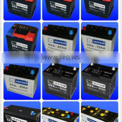 High Quality car and Auto Batteries