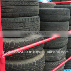 USED AUTOMOBILE PARTS (HIGH QUALITY 12~15 INCH TIRE) EXPORTED FROM JAPAN