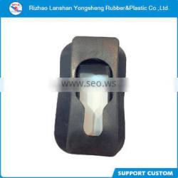 epdm rubber silencer for car rubber end cap