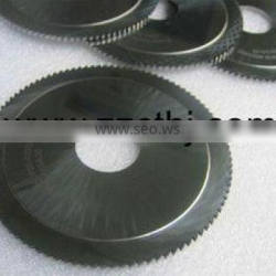 suply manufactory high quality and cheap hard metal circular disc cutters with 100 teeth