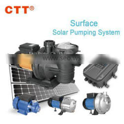 Feili multistage solar high volume surface centrifugal pumping system for africa