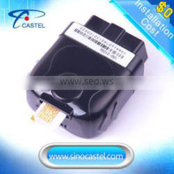 OBD II tracking system cheap micro gps chip tracker