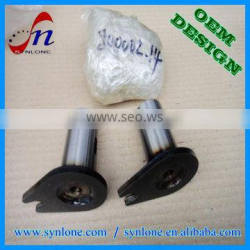 OEM new design carbon steel shaft with ear weld assembly
