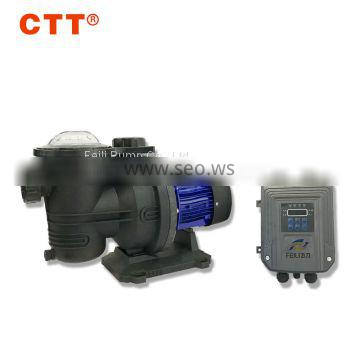 high quality plastic solar dc 72v surface water pump swimming pool set