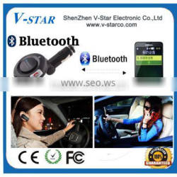 In Car Bluetooth Speakerphone,USB Bluetooth Car Kit With Speakerphone Function