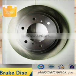 TS16949 brake disc rotor for MR418067 with GG20/G3000 material and competitive disc brake price