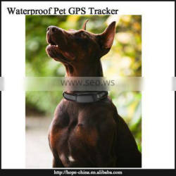 Keep Tracking Your Pets From Missing waterproof pet GPS tracker dog GPS locator USB cable battery tractive gps pet tracker