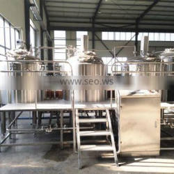 beer microbrewery/beer brewing equipment