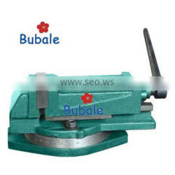 QH160 Cast Iron type of vice or bench vise or machine vice use for drilling machine and milling machine to clamp workpiece