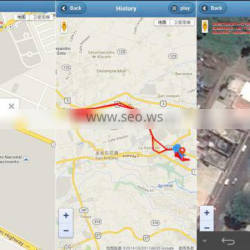 GPS Vehicle Tracking System - New software compatiable with MVT600 gps tracker from Meitrack