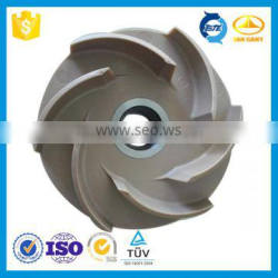 China Manufacturer Supply Car Pump Impeller Parts