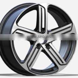 alloy wheels production china 14 15 16 17 18 inch wheels for 2014 GOLF R wheels