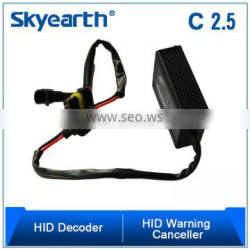 HID Warning Canceller decoder error canceller,hid xenon can-bus error canceller,error free decoder