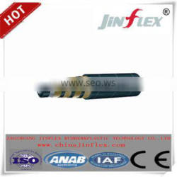 High Pressure EPDM Steel Wire Spiraled Rubber Hose(4 layers)