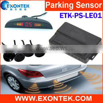 2016 top selling products 4 sensors parking sensor system for garage Top class quality