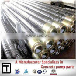 low price high quality steel wires concrete pump rubber hose Quality Choice