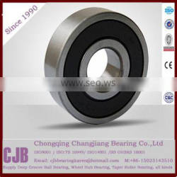 Bearing sizes12x32x10 6201 ZZ 6201-2RS deep groove ball bearing in China