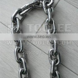 5193-Chain DIN766 Short Link Stainless Steel