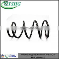 Shock absober coil suspension spring for car