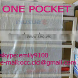 LDPE One Pocket Plastic Auto Seat Cover