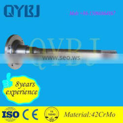 high quality heavy duty tandem axle by oem shaft manufacturer