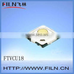 FTVCU18 5.2x5.2x1.5mm smd momentary tactile switch