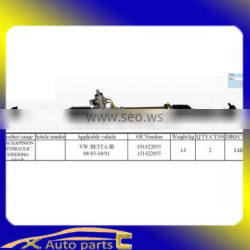 power steering rack and pinion for GOLF-JETTA II 08/83-10/91191422055 LHD