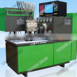 All displayed digitally LYPX Fuel injection pump test bench