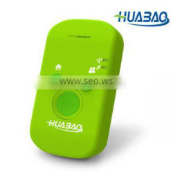 mini kids gps tracker support quad band and mobile app