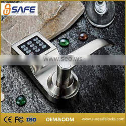 Easy operating security keypad password house door lock on sale