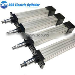 Small High Precision Servo Linear Actuator For LED Matrix Screen Advertising Billboard With Incemental Encodor